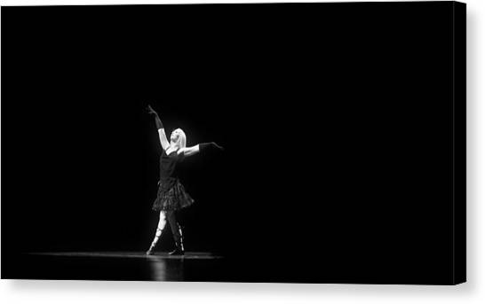 Melissa Hanson - Dance Canvas Print
