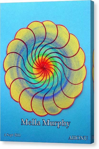 Mella Murphy Canvas Print