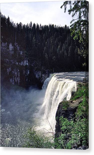 Mesa Falls Photograph By Charles Haire