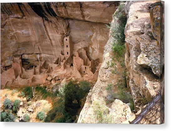Mesa Verde One Canvas Print