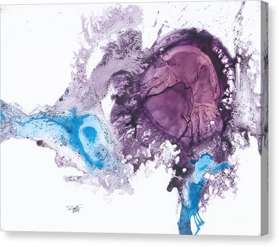 Metamorphosis 14 Canvas Print by David W Coffin
