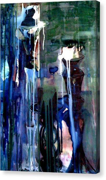 Midnight Alchemy Canvas Print