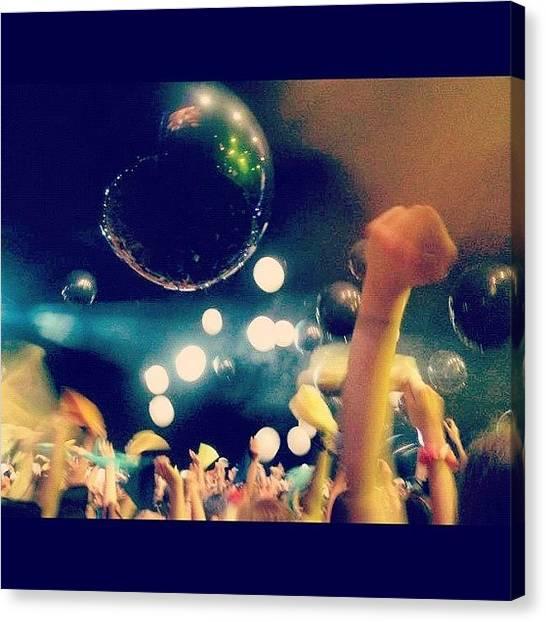 Balloons Canvas Print - Mika!!! #concert #mika #musique by Manon Duhaime
