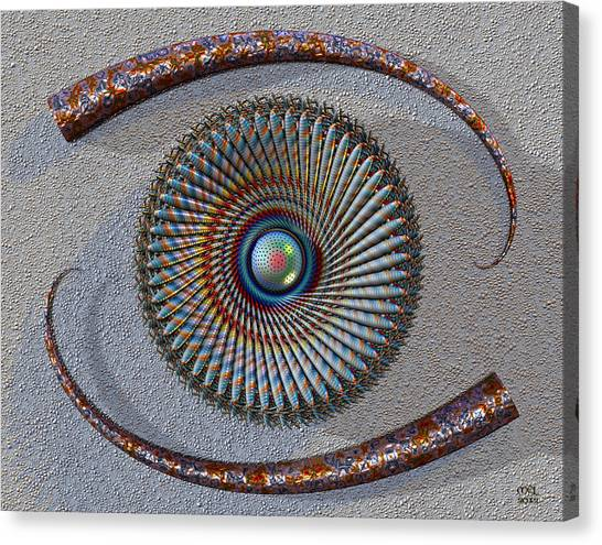 Mind's Eye IIi Canvas Print