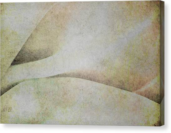 Minimal Abstract With Texture Canvas Print