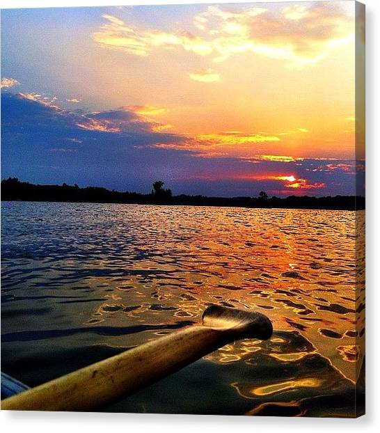 Ontario Canvas Print - Missing The #cottage by Dj Mello D