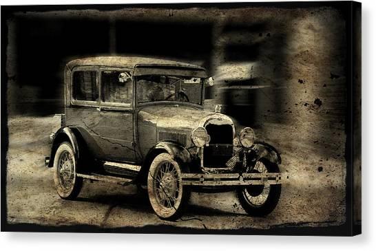 Model T No. 2 Canvas Print