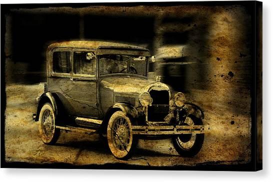 Model T No. 3 Canvas Print