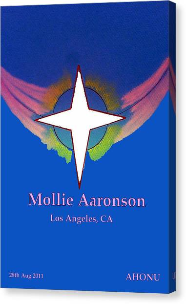 Mollie Aaronson Canvas Print