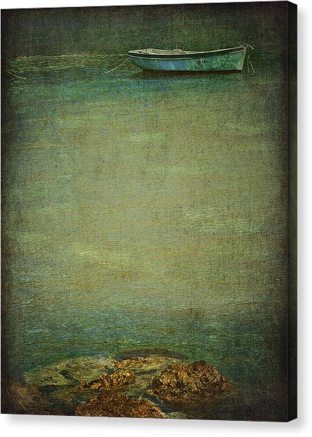 Molunat-croatia Canvas Print
