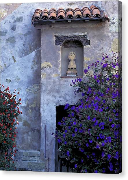 Monk's Corner Canvas Print