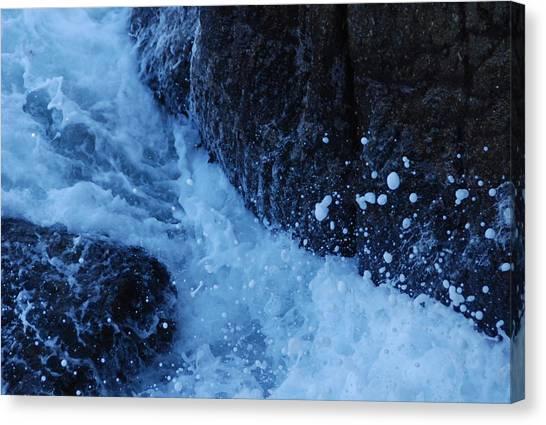 Monterey Ca Canvas Print