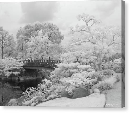 Morikami Japanese Gardens Canvas Print