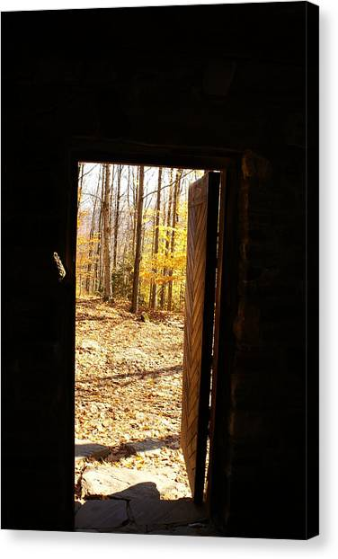 Morning Canvas Print by Margaret Steinmeyer