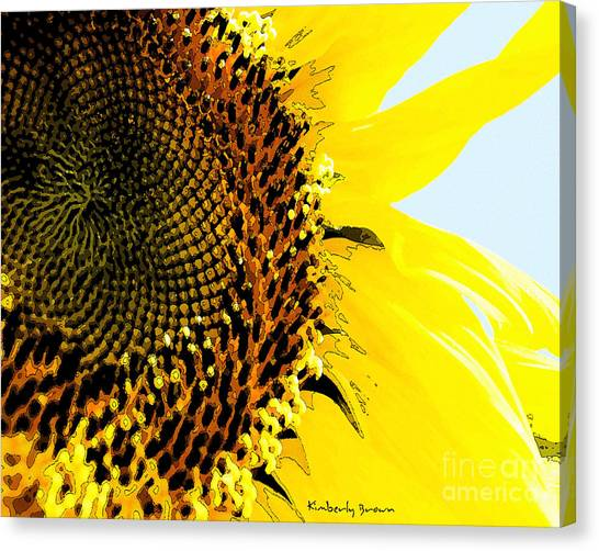Morning Surprise Canvas Print