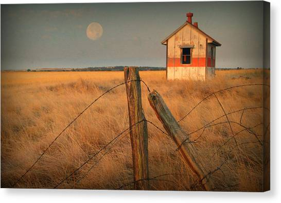 Mornings Calm Canvas Print by Al  Swasey