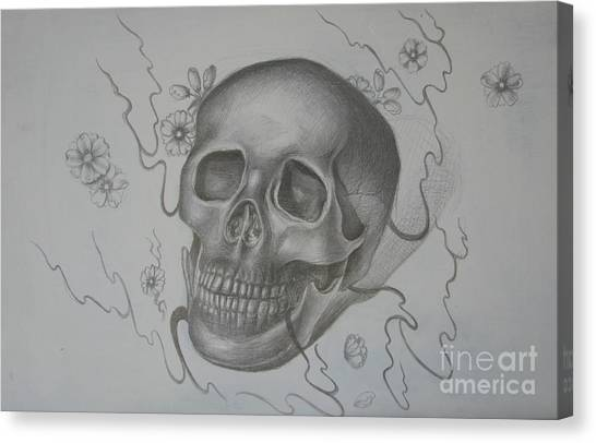 Mortality Canvas Print