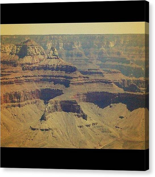 Wilderness Canvas Print - #mountain #mountains #sky #beautiful by Julianna Rivera-Perruccio