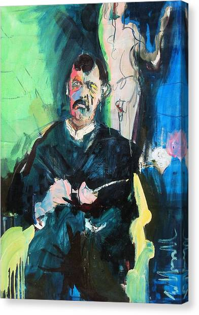 Munch Canvas Print