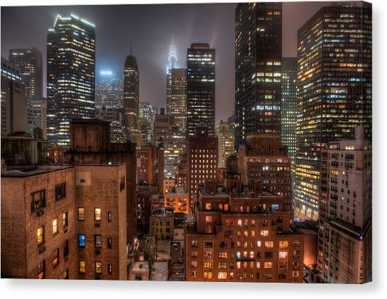 Murray Hill Canvas Print
