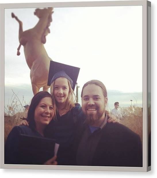Berlin Canvas Print - My Loves And I. #classof2012 #graduate by Berlin Green