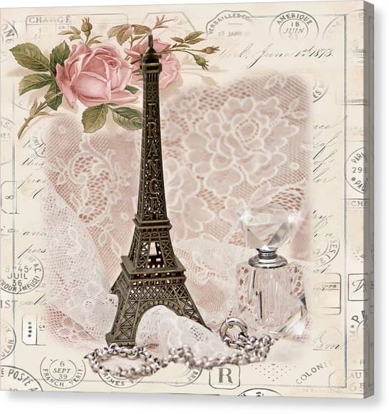 My Paris Canvas Print