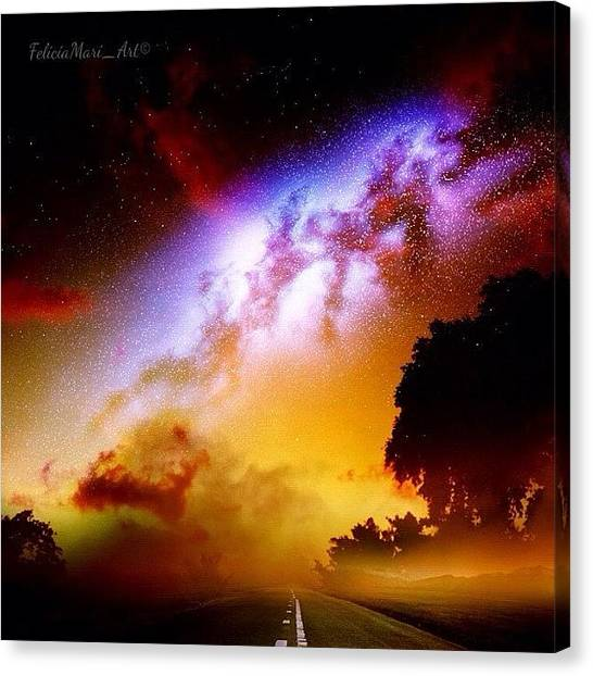 Pencils Canvas Print - ✨my Road Towards The Heavens✨ by Felicia Luxama