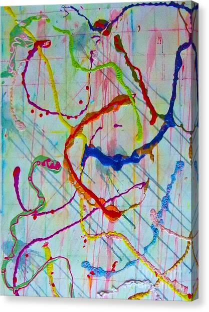 My White Whale Canvas Print by Bill Davis