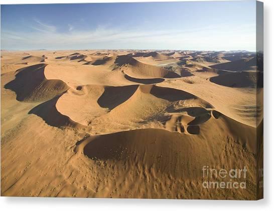 Namib Desert Canvas Print - Namib Desert by Namib Desert