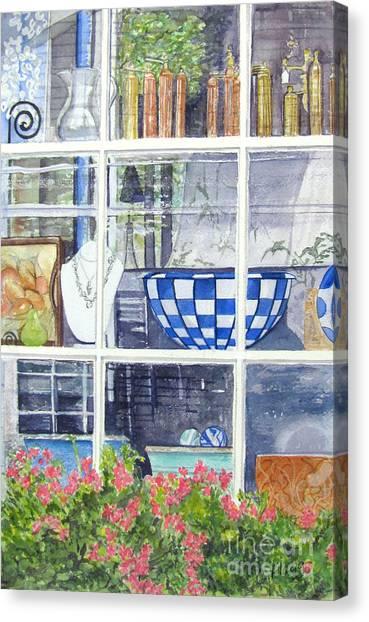 Nantucket Shop-lecherche Midi Canvas Print