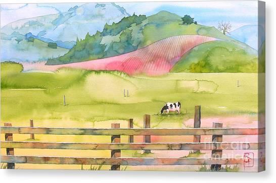 Sonoma Valley Canvas Print - Napa Valley by Robert Hooper
