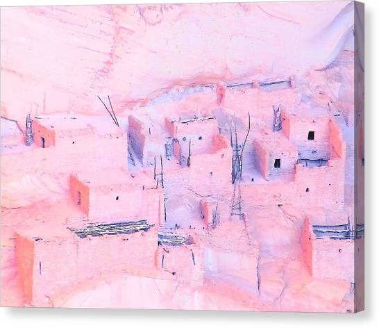 Navajo National Monument Canvas Print