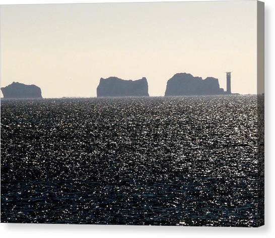 Needles Canvas Print by Rdr Creative