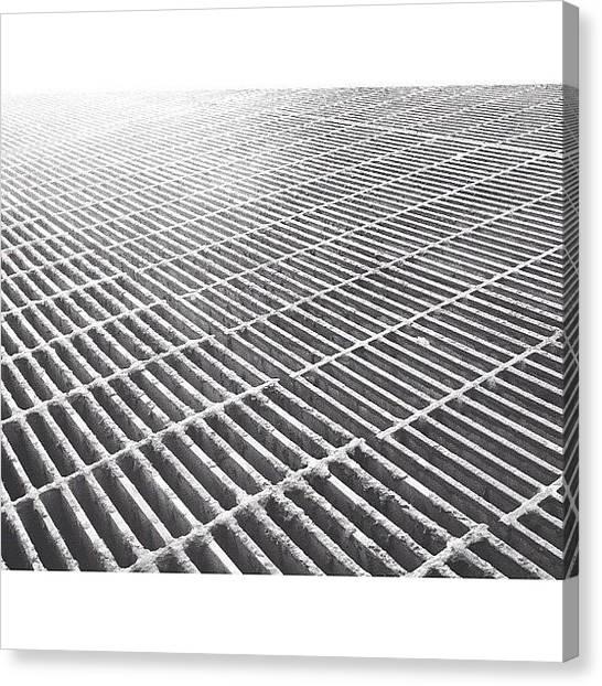 Rhythm Canvas Print - never Ending Rhythm. [11.29.12] // by Mark Rabe