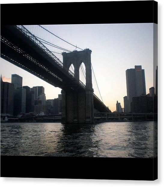 Queens Canvas Print - #newyork #newyorkcity #manhattan by Louis Alvarez