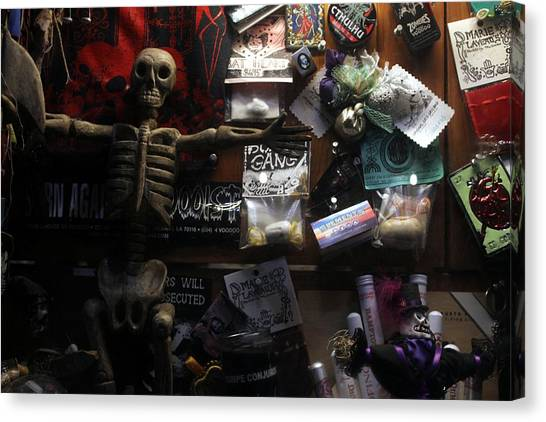 No Corner Store Canvas Print by Rdr Creative
