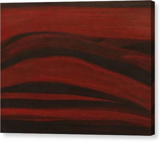No.209 Canvas Print by Vijayan Kannampilly