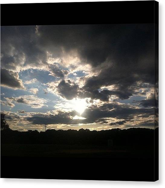 Kings Canvas Print - Ok I Lied Lol Last One #sun by Cai King-Young