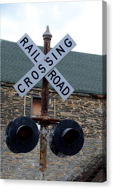 Railway Signals Canvas Prints (Page #8 of 10) | Fine Art America