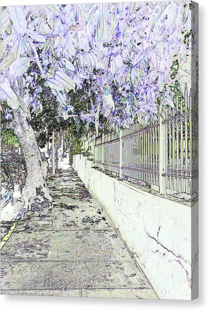 Old San Juan 14 Canvas Print