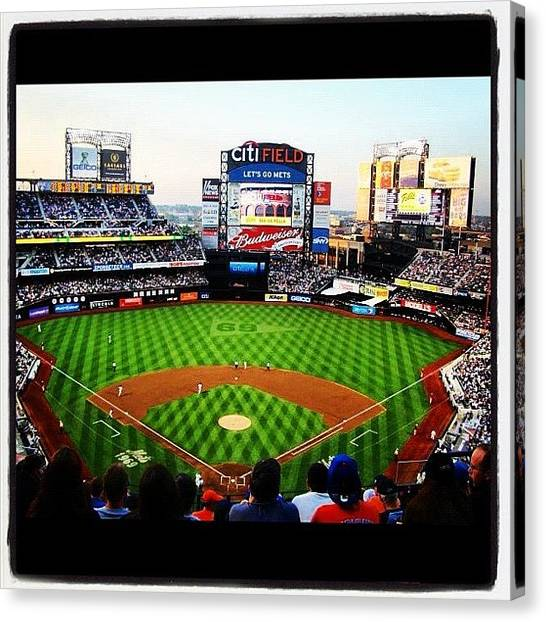 Bats Canvas Print - #oldpic #mets #newyorkmets #letsgomets by Zyrus Zarate