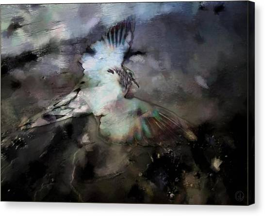 Once He Flew High Canvas Print by Gun Legler