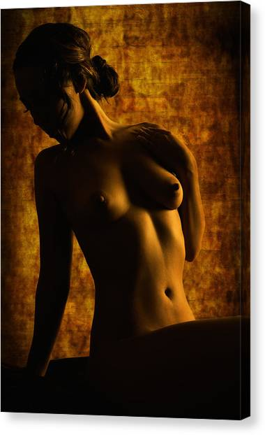 Only One Canvas Print by Naman Imagery