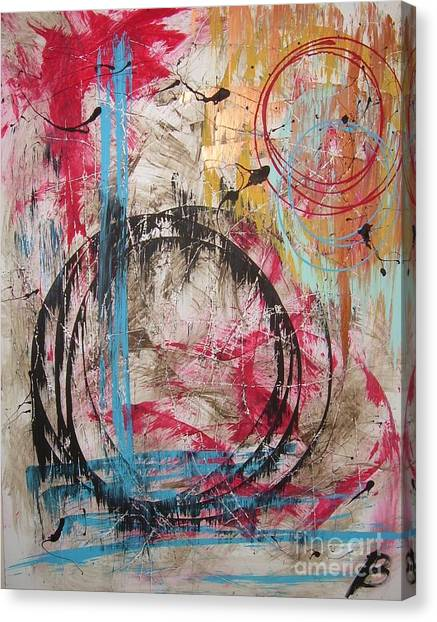 Oothos Canvas Print