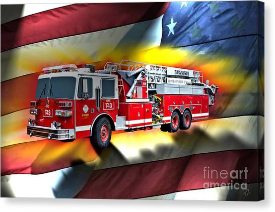 Truck Frame Canvas Prints (Page #22 of 31)   Fine Art America