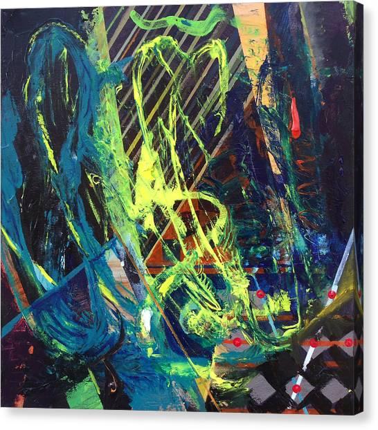 Otis Canvas Print