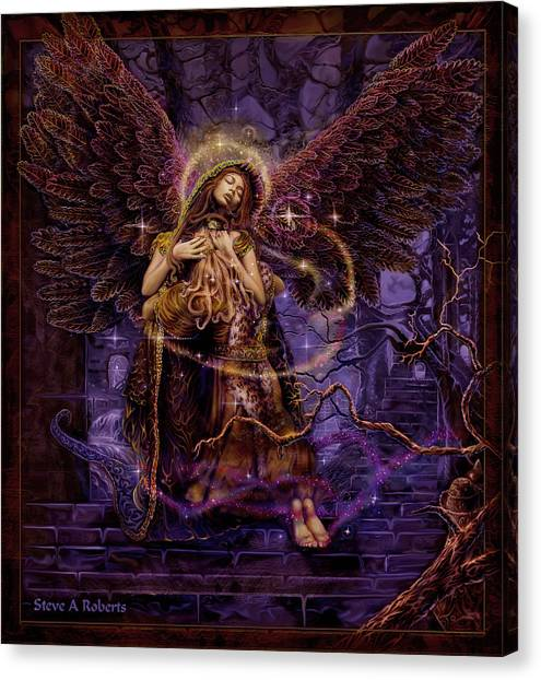 Our Lady Of Redemption Canvas Print