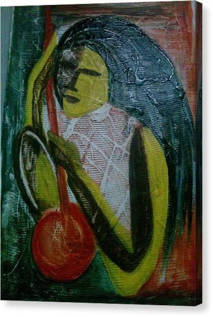 Pacificm Canvas Print by Anumehaa Jaiin