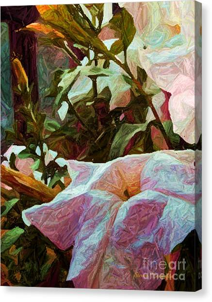Paper And More Canvas Print