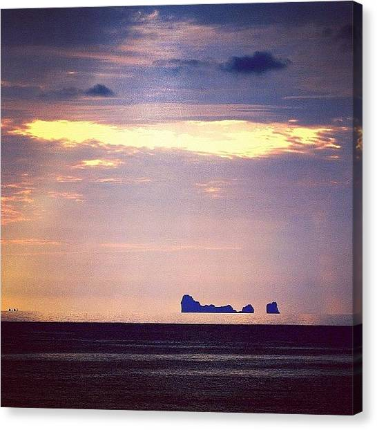 Travel Canvas Print - Paradise Found #thailand #travel by A Rey